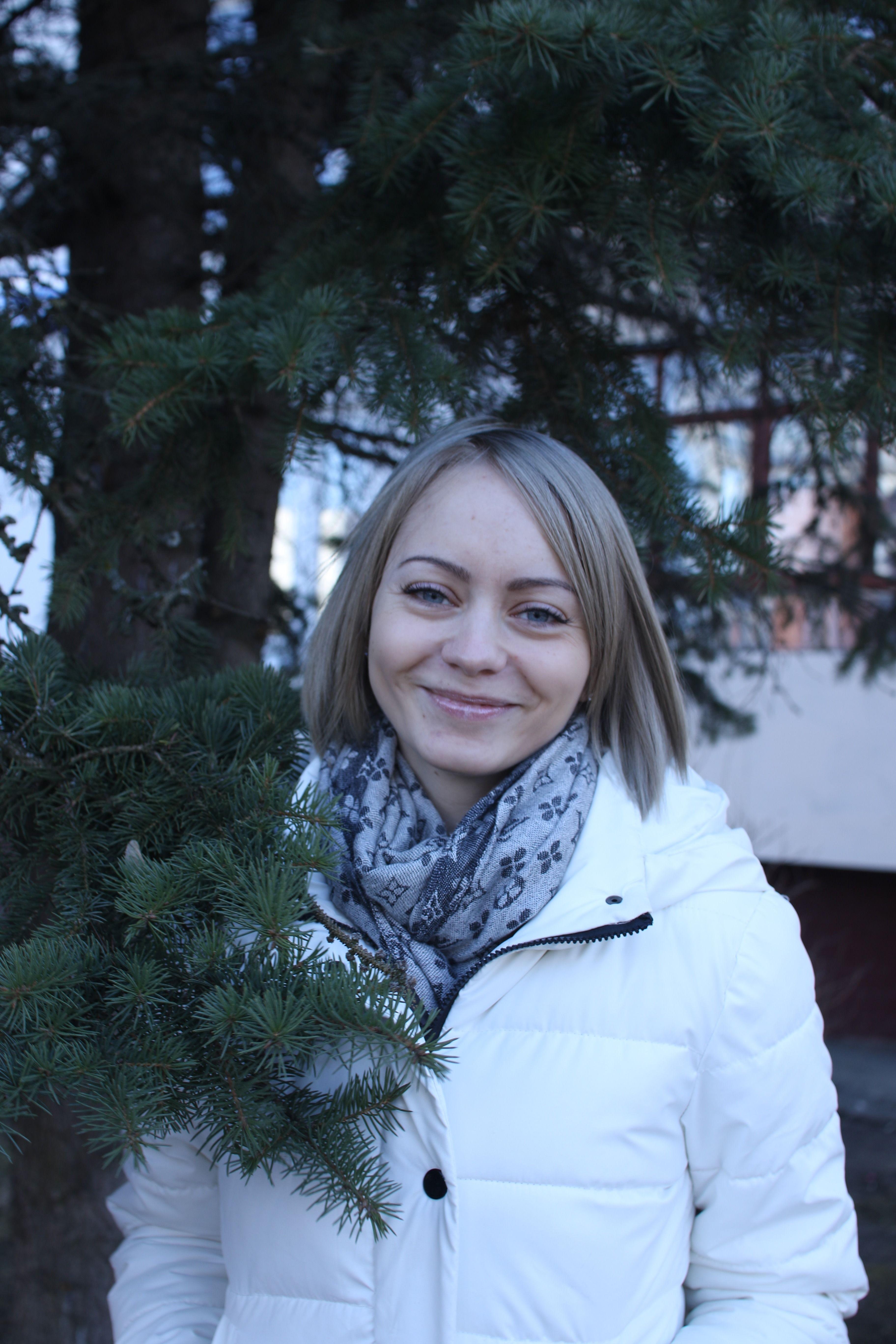 Анастасия Пекарская