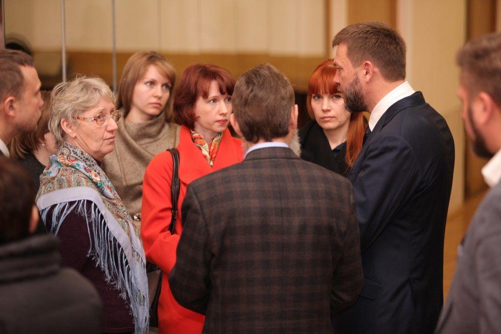 Дмитрий Саблин: общение с людьми помогает принимать нужные законы