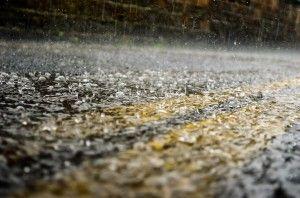 В столице ожидается небольшое похолодание и дожди