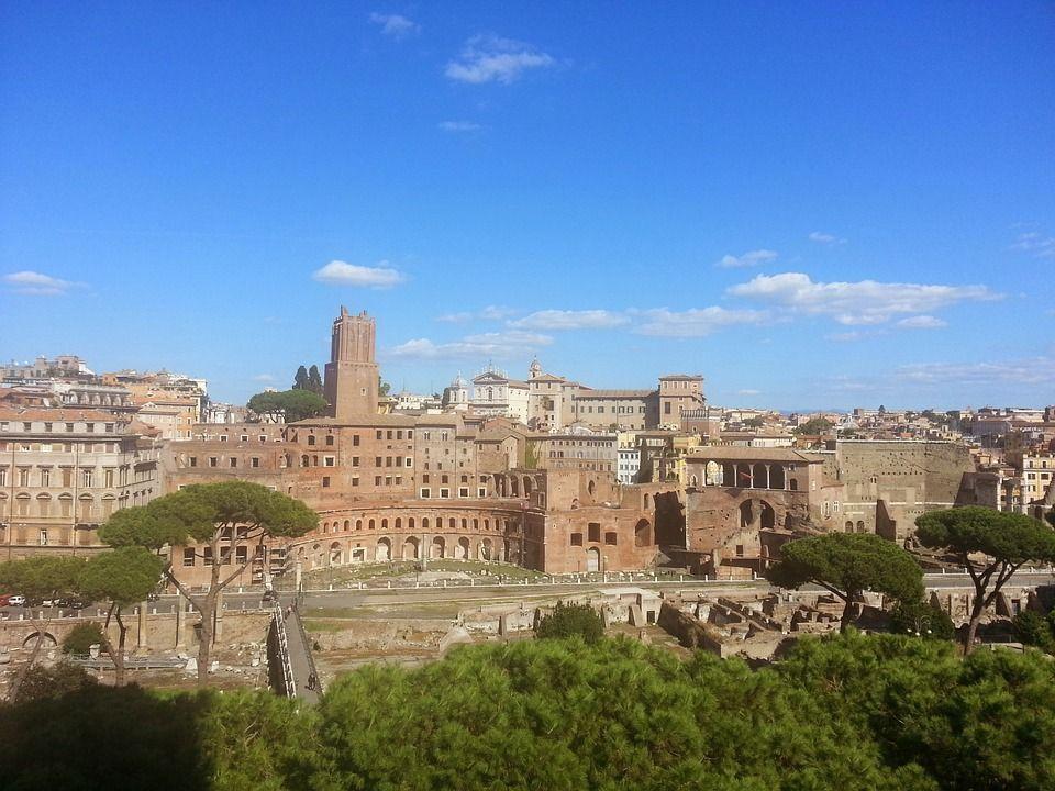 Римские каникулы: 5 достопримечательностей древней столицы римской империи