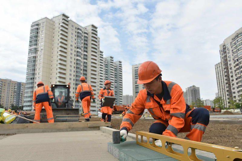 В Новой Москве построят 12 автомобильных трасс и семь развязок