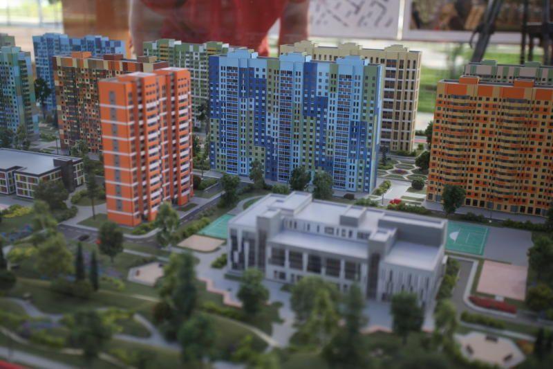 Дома шести жилых комплексов введут в эксплуатацию в апреле