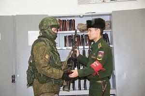 О мерах усиления антитеррористической безопасности поговорили в Сосенском