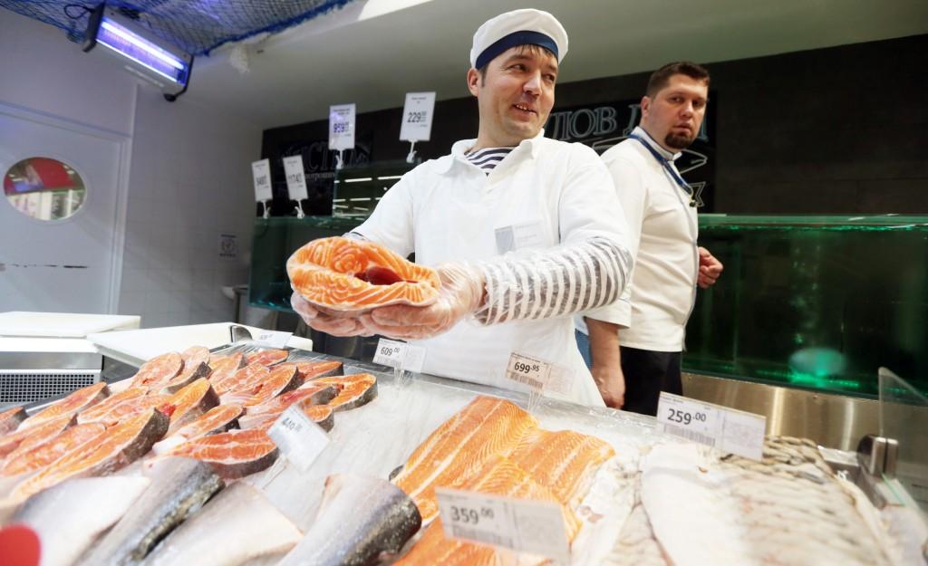 13 мая начнется «Рыбная неделя