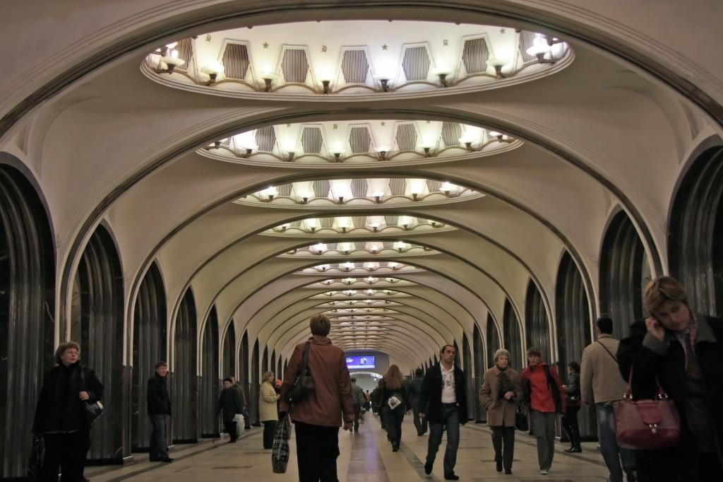 Московское метро напомнит пассажирам о здоровом образе жизни