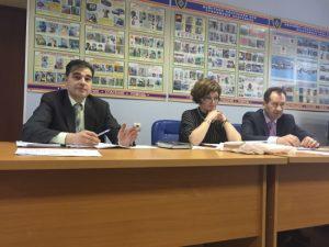 Заседание совета депутатов в Марушкинском поселении. Фото: сайт администрации
