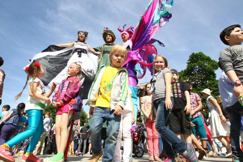 В Коммунарке пройдет благотворительная выставка-ярмарка детского творчества