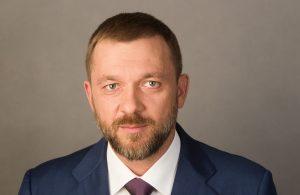Первый заместитель председателя ВООВ «Боевое братство» Дмитрий Саблин