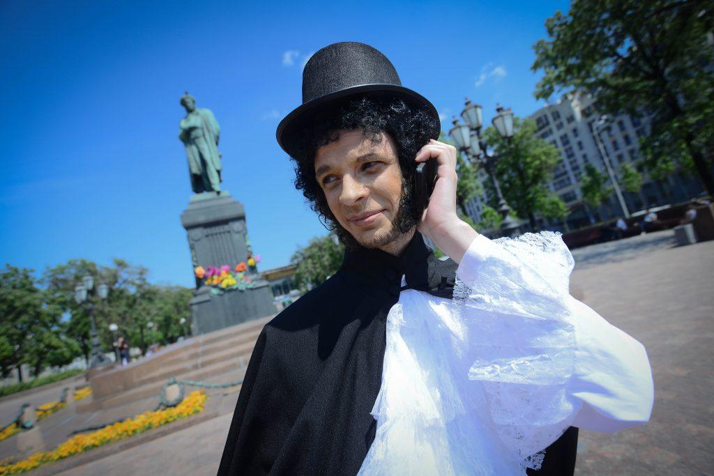 Библиотека Первомайского отпразднует Пушкинский день