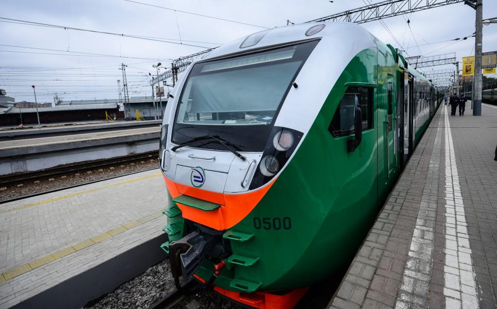 На Киевском направлении железной дороги 10 мая сломалась электричка