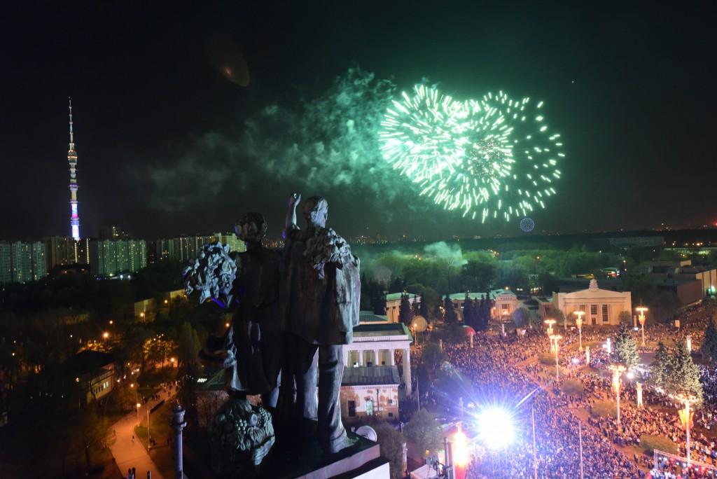 Салют в честь Дня защитника Отечества в Новой Москве запустят в Троицке
