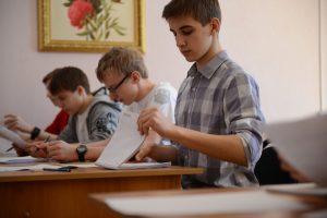На Международной Менделеевской олимпиаде по химии московские школьники получили четыре медали