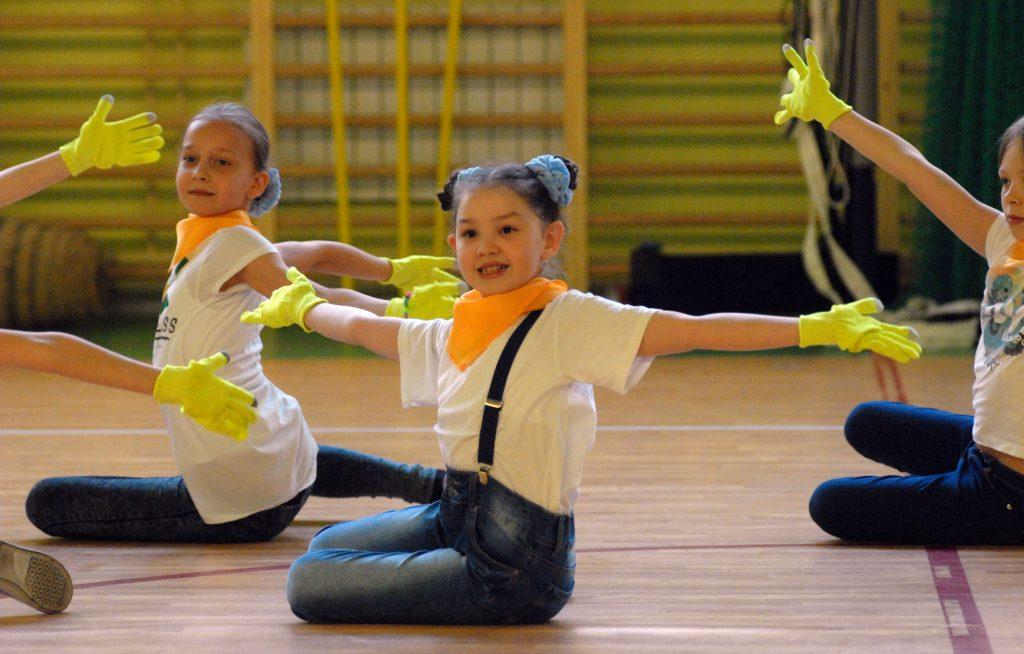 В школе Московского открыли полноценную фитнес-студию