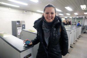 """Во всех терминалах метро можно будет пополнить карту «Тройка» банковской картой. Фото: архив """"ВМ"""""""