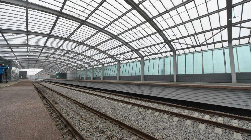 Новые железнодорожные станции по двум направлениям появятся в Новой Москве