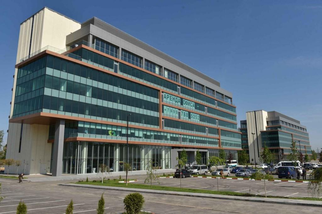Новый бизнес-парк откроют на северо-западе Москвы