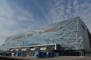Для Чемпионата мира по хоккею изменят схему движения вокруг «Парка Легенд»