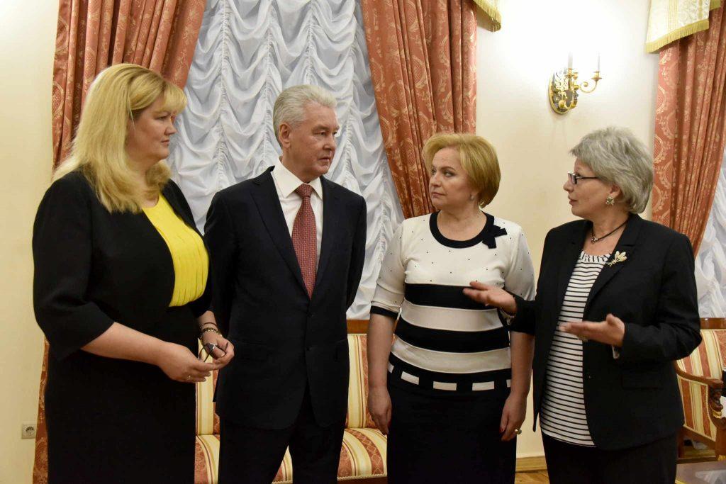 Мэр Москвы полностью поддержал программу