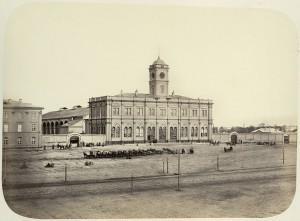 Николаевский вокзал. Фотоархив Wikipedia
