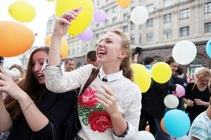 В Москве началось празднования дня рождения «Активного гражданина»
