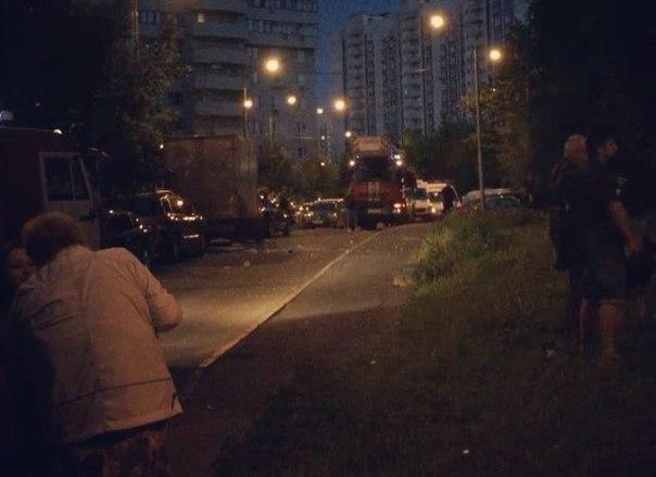 Причиной взрыва газа на юго-западе Москвы могла стать попытка суицида