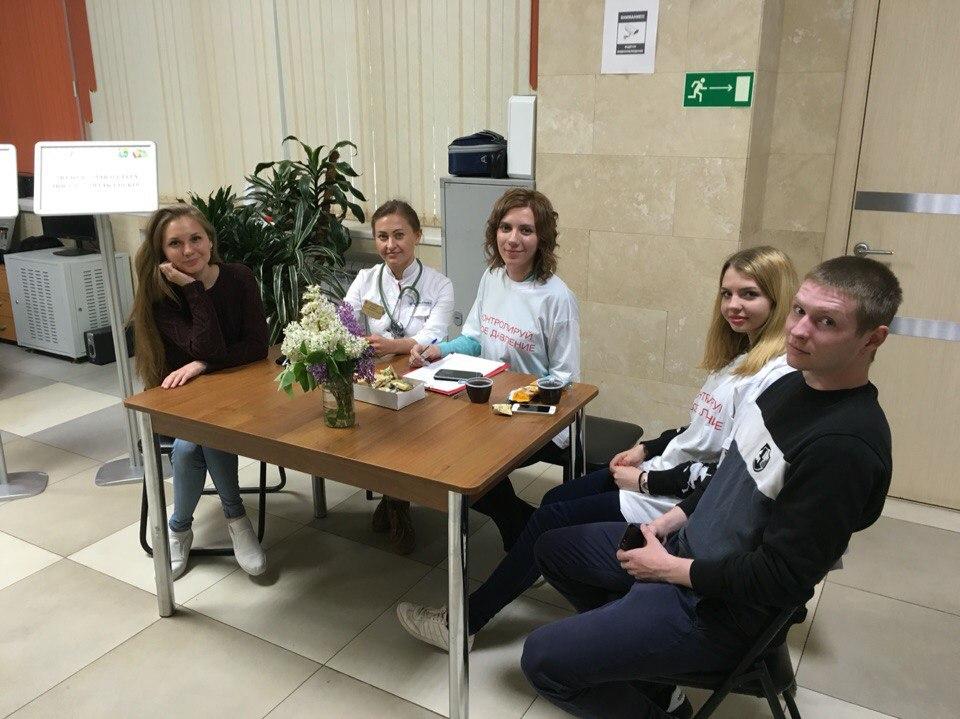 В Новой Москве прошла акция