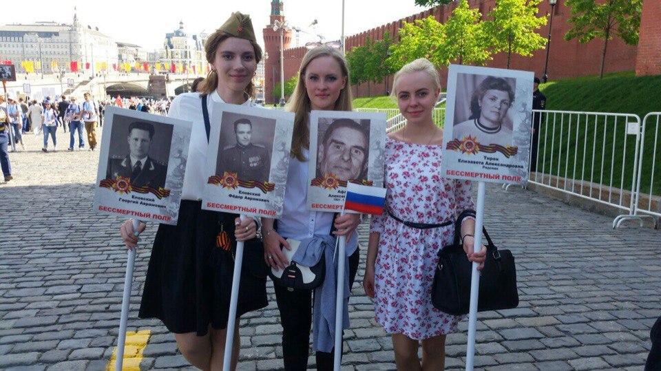 Молодежная палата Сосенского приняла участие в акции