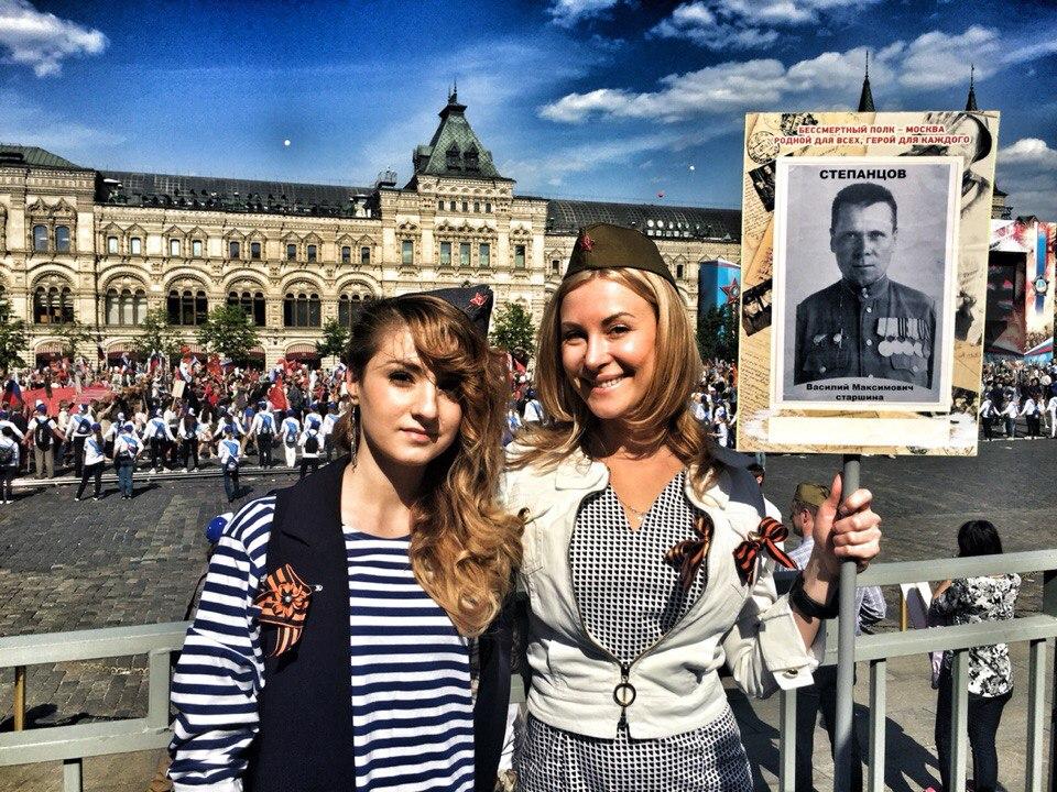 Молодые парламентарии Новой Москвы из Мосгордумы рассказали об акции «Бессмертный полк»