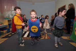 """За пять лет инвесторы создали более 13 тысяч мест в детских садах и школах в Москве. Фото: архив """"Вечерней Москвы""""."""
