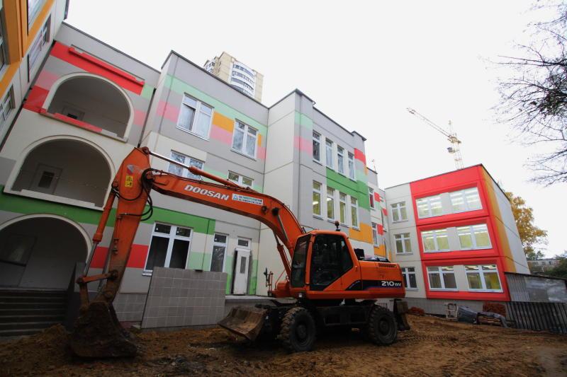 В школе Московского построят новый корпус на 1000 мест