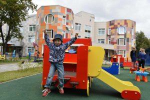 """Детский сад и школу введут в Коммунаркe к 1 сентября. Фото: архив, """"Вечерняя Москва"""""""
