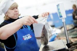 На время «Рыбной недели» московские магазины готовят скидки до 50 процентов