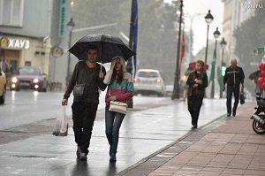 21 мая ожидается облачная, сырая и прохладная погода, временами возможен дождь. Фото из архива.