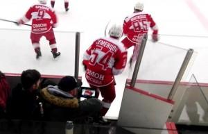 Столичные омоновцы сняли видеоролик к Чемпионату мира по хоккею