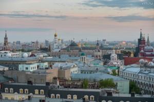 """В воскресенье, 8 мая, в Москве ожидается переменная облачность без осадков. Фото: """"Вечерняя Москва"""", Александр Казаков"""