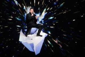 Поп-исполнитель Сергей Лазарев прошел в финал «Евровидения-2016»