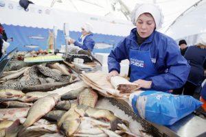 На фестивале «Рыбная неделя» сварят 350 литров ухи «с дальневосточными вкусами»