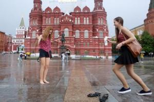 Погода на среду: в Москве будет жарко