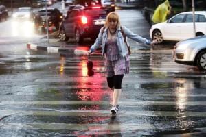 Небольшое потепление ожидает москвичей в конце рабочей недели