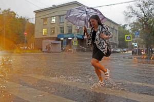 Погода на четверг: в Москве ожидается небольшое похолодание и грозы