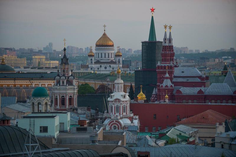 Кремль ждет гостей