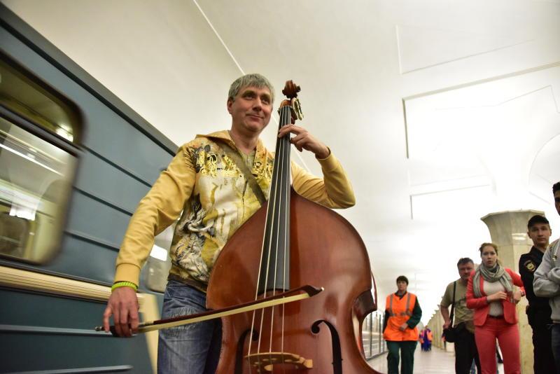 Московский Метрополитен отметил 81-летие оперным концертом