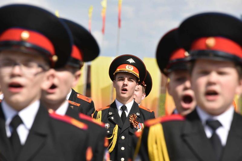 День открытых дверей кадетского образования пройдет в Московском