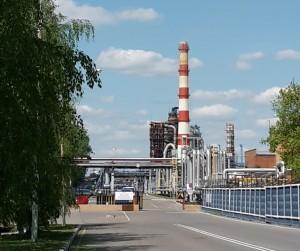 Московский нефтеперерабатывающий завод. Фото: Википедия