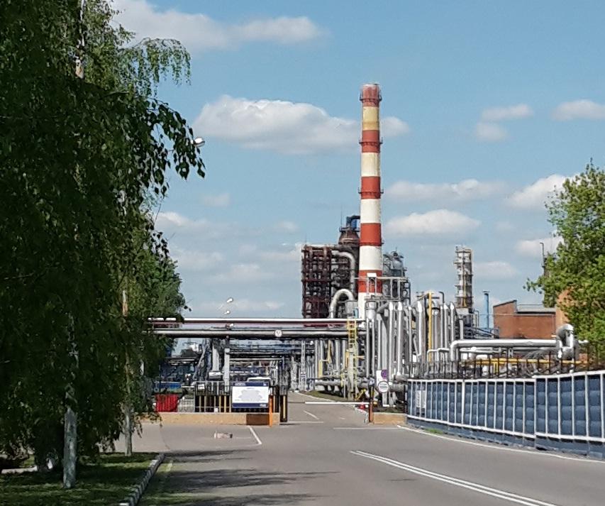 Инцидент на Московском нефтеперабатывающем заводе расследует спецкомиссия
