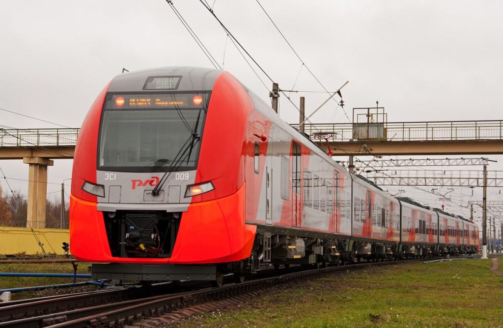 На Московскую кольцевую железную дорогу готовы вылететь первые 15 «ласточек»