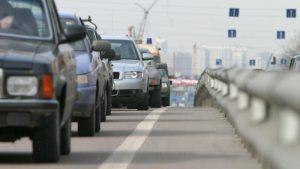 """Строительство центральной кольцевой автодороги завершится в 2018 году. Фото: архив, """"Вечерняя Москва"""""""