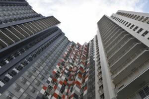 """Объем многоэтажного жилья за последние четыре месяца превысил 580 тысяч квадратных метров. Фото: архив, """"Вечерняя Москва"""""""