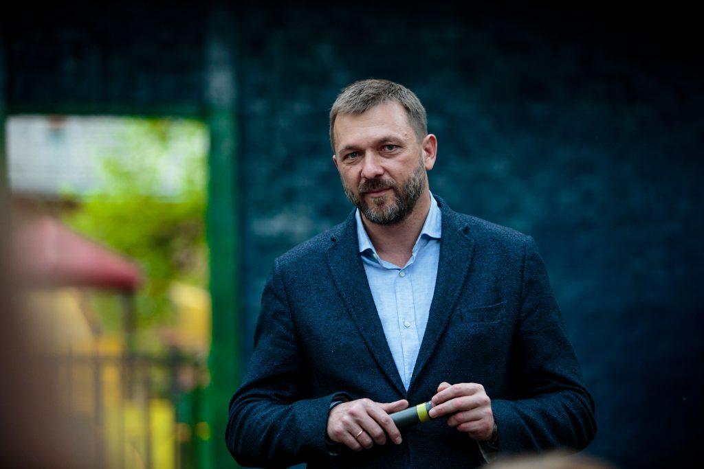 Первый зампредседателя Всероссийской общественной организации ветеранов «Боевое братство» Дмитрий Саблин