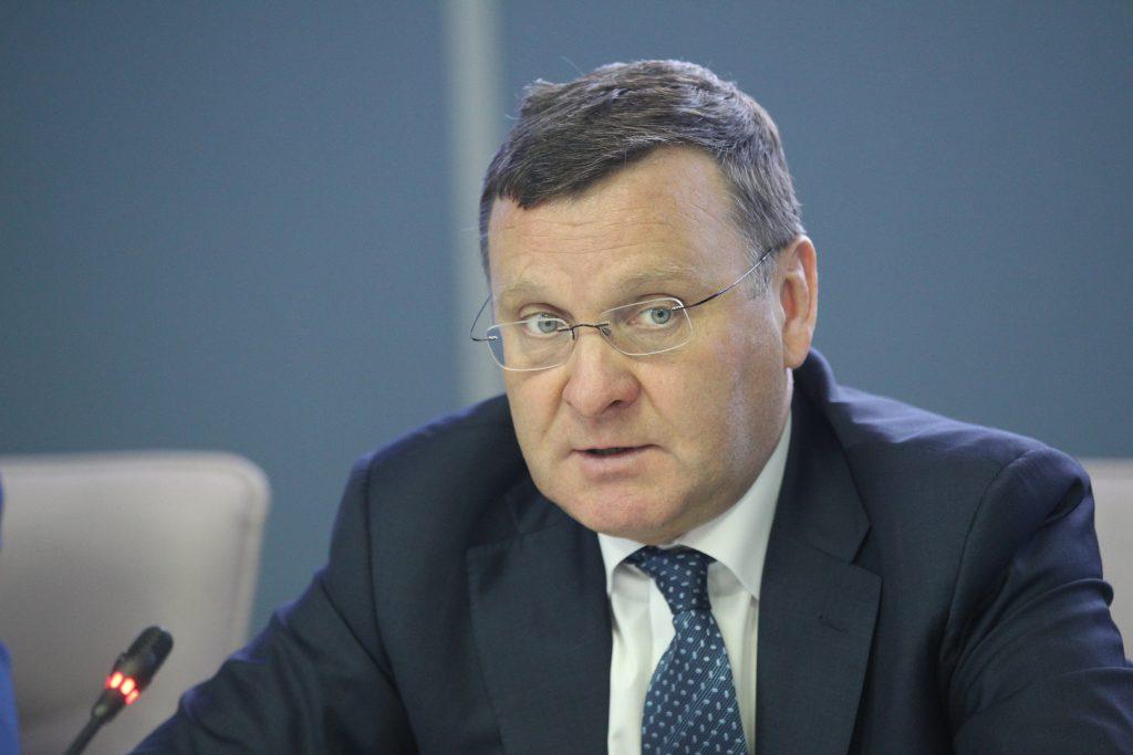 Михаил Вышегородцев: столица рискует потерять часть налогоплательщиков